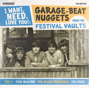 Garage Beat Nuggets From The Festival Vaults